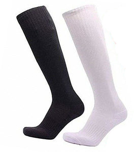 New Football, Rugby Sports Socks PE Black