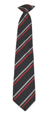 West Craven Clip On Tie
