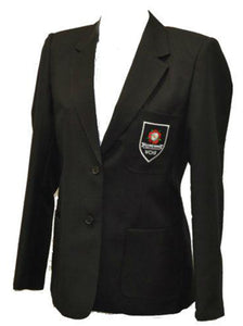 West Craven Girls Blazer With Logo