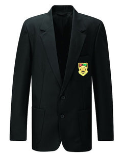 Park Boys Blazer With Logo