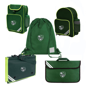 St John Southworth Book Bags & Backpack