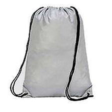 Plain PE Drawstring Bag