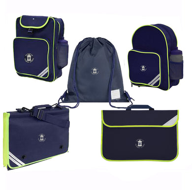 Higham St John's C.E. Primary School Book Bags & Backpack