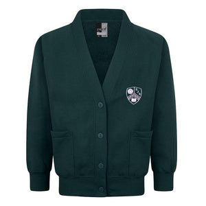 St John RC Primary Sweat Cardigan