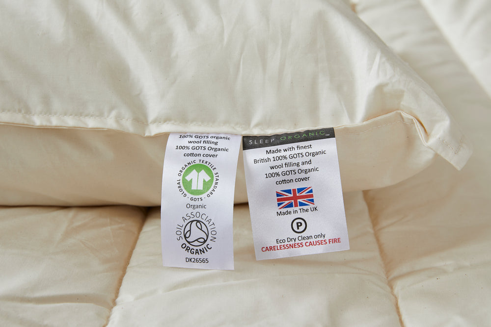 The top 5 benefits of organic wool bedding