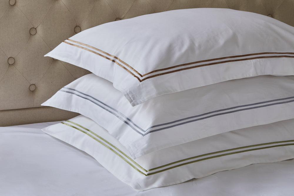 Sleep Organic cotton pillowcases