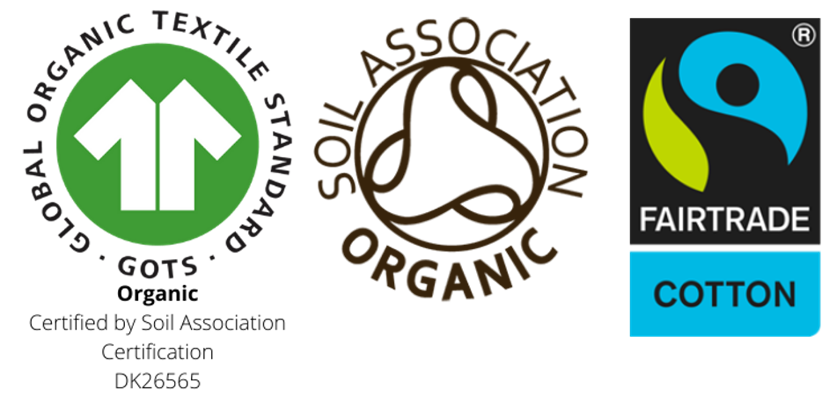 Organic and Fairtrade certification