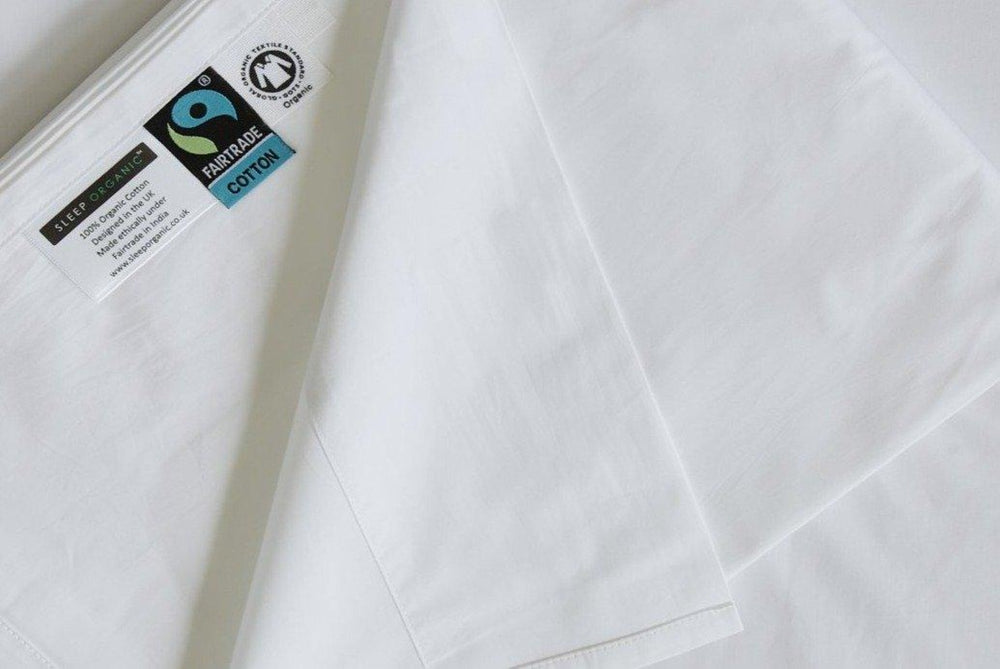 Organic and Fairtrade bed sheets