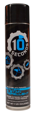 10 Seconds Water Repellent