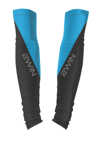 2WiN™ | COMPRESSION Sleeves with EvoChill® Vibe 3D Printed Cooling