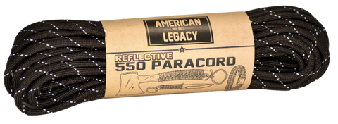 American Legacy™ 550 Paracord Reflective