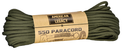 American Legacy™ 550 Paracord