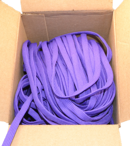 Spun™ Flat Tubular Poly Braid