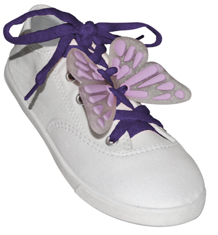 ShoeFly™ Funsets™ | Sparkle Fairy | Purple Lace