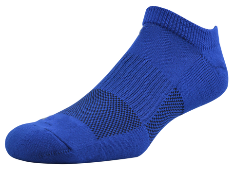 2ndWind -Recovery- Titanium Infused Socks [ 2Pack ] - Low Royal Blue
