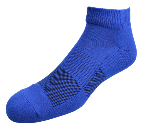 Copy of 2ndWind -Recovery- Titanium Infused Socks [ 2Pack ] - Crew Royal Blue