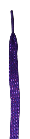 10 Seconds Classics Sparkle Shoelace - Purple