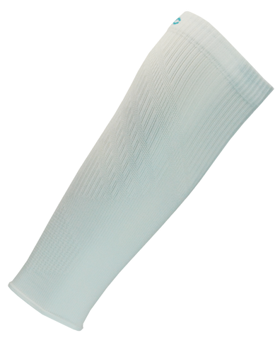 Second Wind Compression Sleeves - White