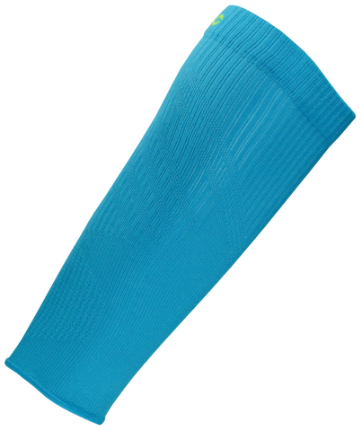 Second Wind Compression Sleeves - Paradise Blue