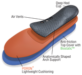 10 Seconds Classics Arch 1000™ Performance Insoles