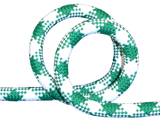 Spun™ Plaid Pattern Rope -Round Lead