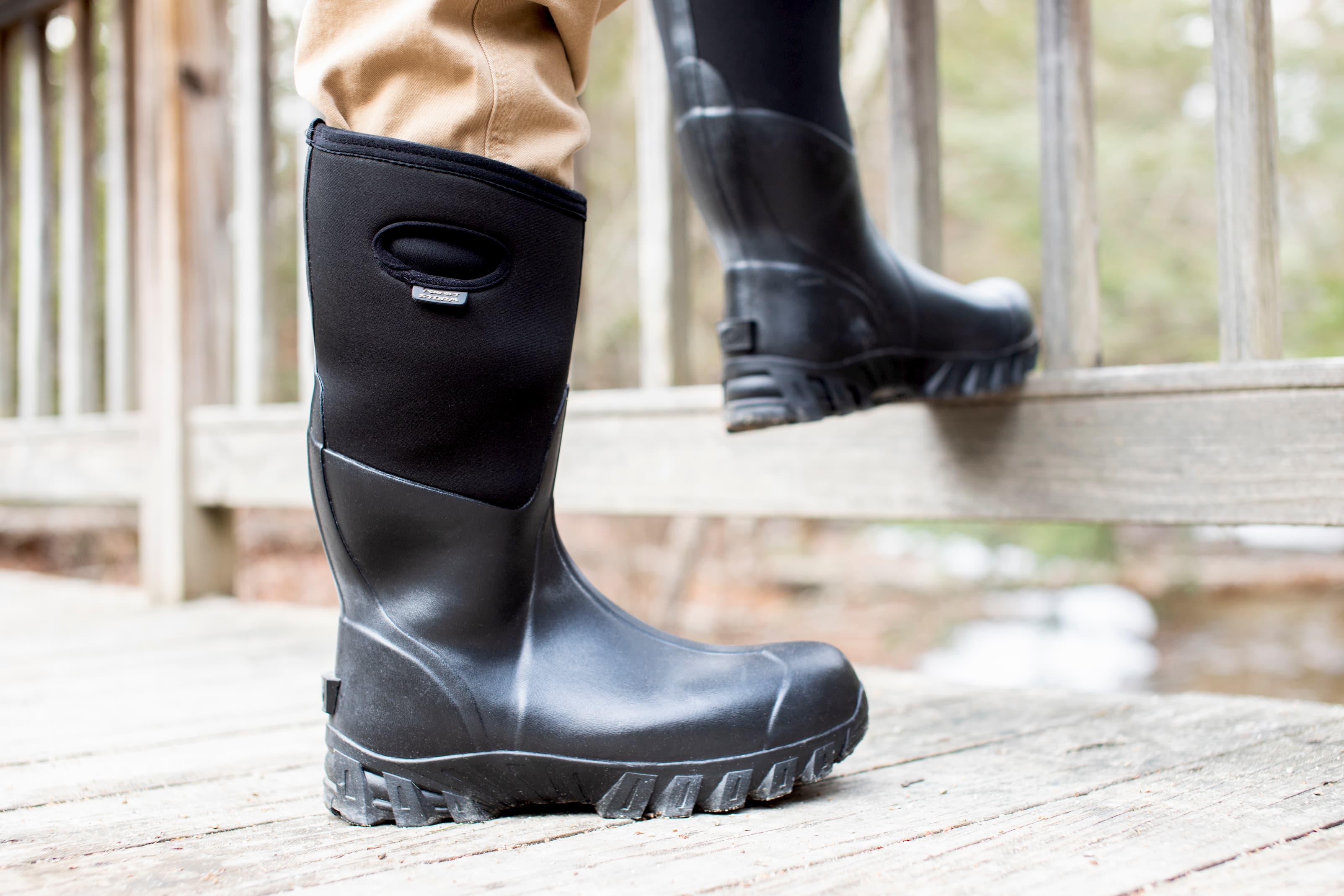 Men's Winter Boots - Thunder