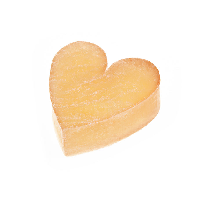 Meet our new product - Rub and Scrub Heart bars