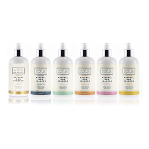 6 x 200ml Paw Naturel Natural Dog Shampoos