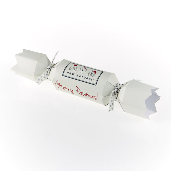 Paw Naturel Merry Pawmas Christmas Cracker *limited edition* - Paw Naturel