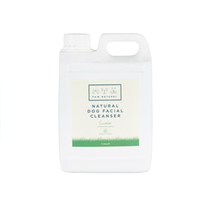 Paw Naturel Natural leave in Cucumber Facial Cleanser 2 Litre