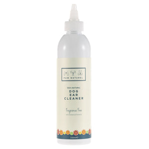 Fragrance free ear cleaner 250ml