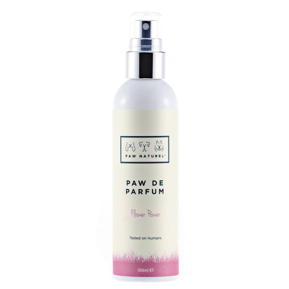 Paw De Parfum flower power 100ml dog fragrance