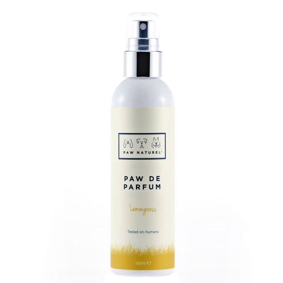 Paw De Parfum Lemongrass 100ml Dog Fragrance
