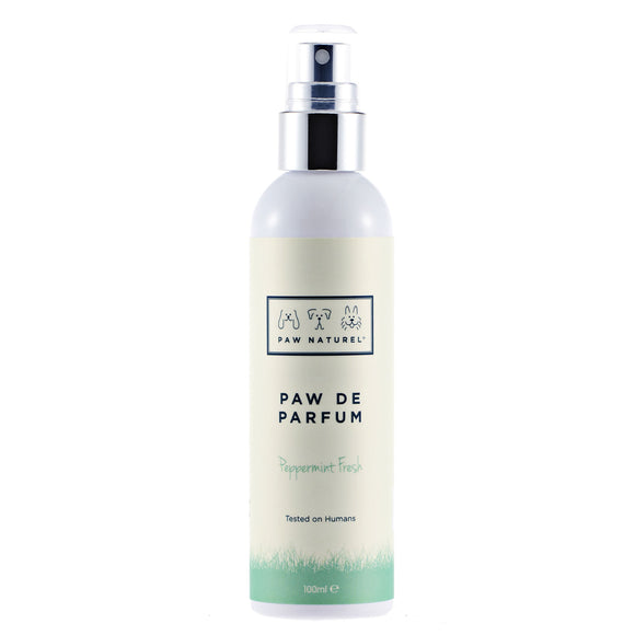 Paw De Parfum Peppermint 100ml Dog Fragrance
