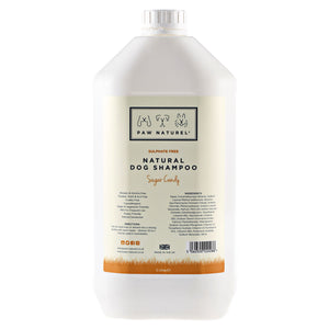 Sugar Candy Natural Dog Shampoo 5 Litre