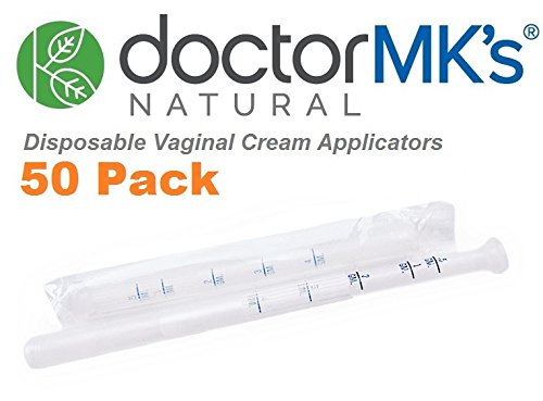 Disposable Vaginal Applicators