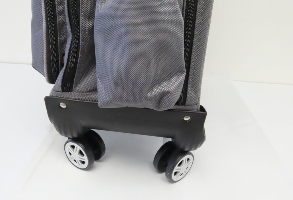 The Traveler – Anti-Microbial Rolling Medical Bag