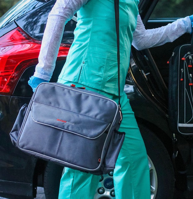The Guardian - Trusted Anti-Microbial Medical Bag