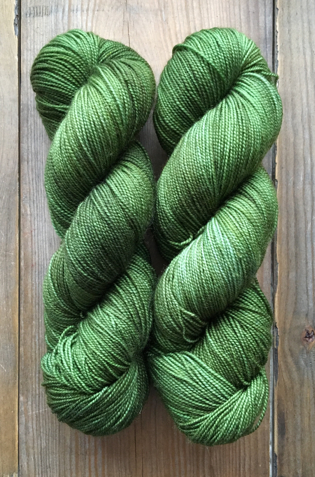 Evergreen Bliss Sock