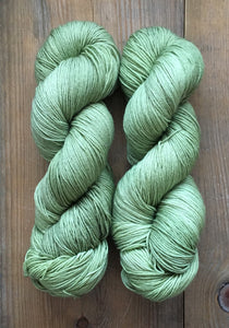 Meadow Charm Sock - tonal