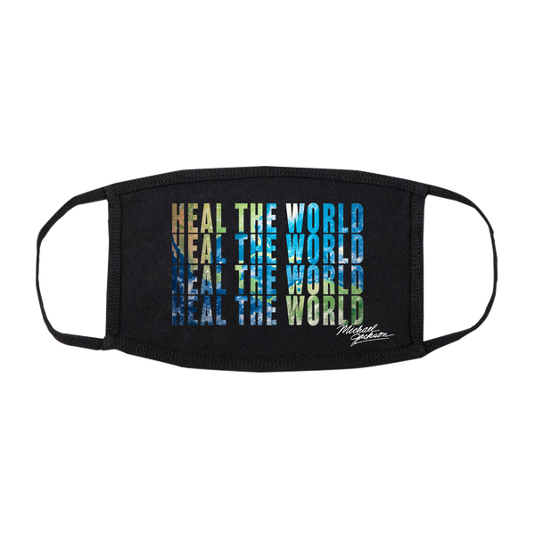 HEAL THE WORLD V1 FACE MASK