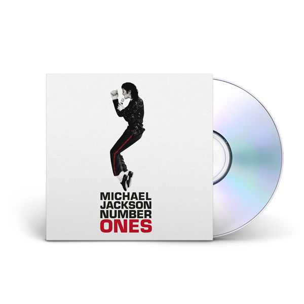 NUMBER ONES - CD
