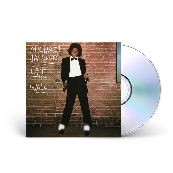 OFF THE WALL - CD/BLU-RAY