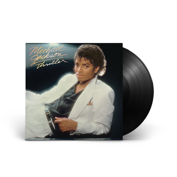 THRILLER - LP