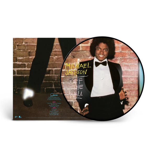 OFF THE WALL PICTURE DISC - LP