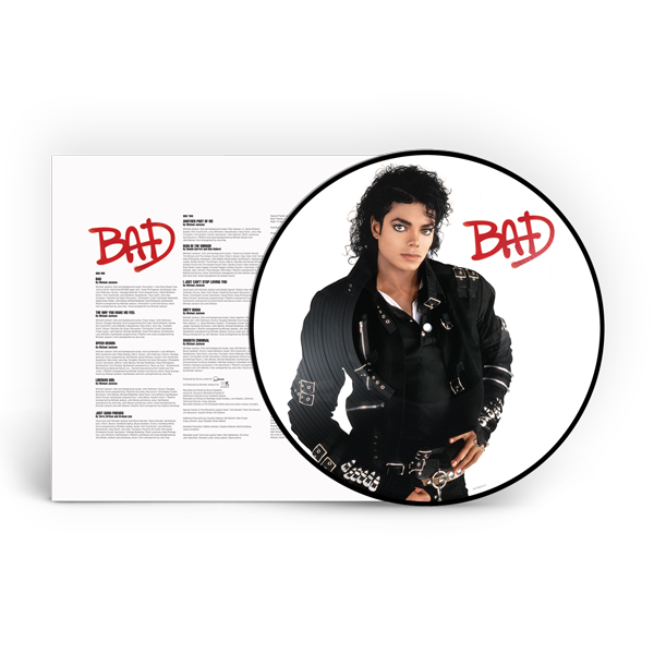 BAD PICTURE DISC - LP