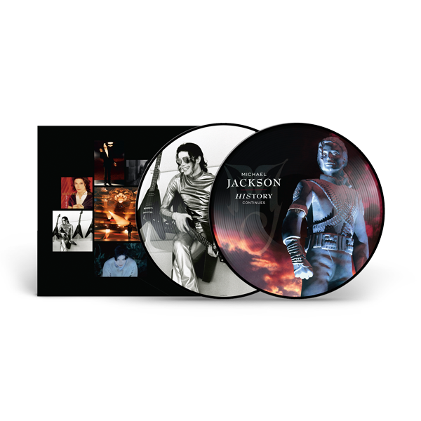 HISTORY: CONTINUES PICTURE DISC - 2LP