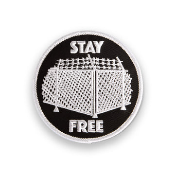 Stay Free Patch