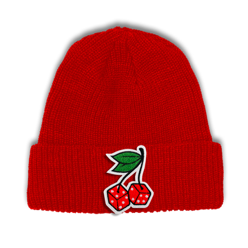 Cherry Dice Beanie - Tough Times