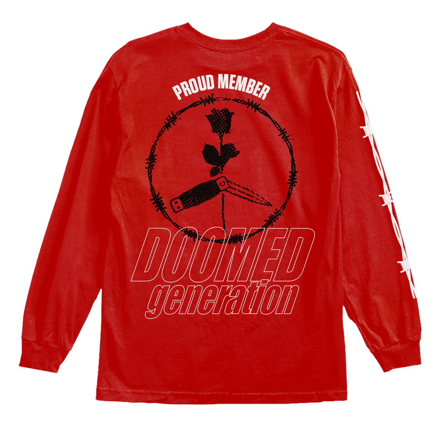 Doomed Generation Long Sleeve - Tough Times